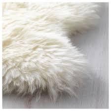 white fur rug. white fur rug
