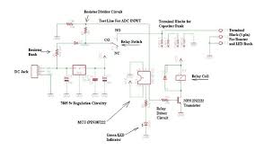 the super capacitor flashlight custom charger and voltage schematic diagram and explanation