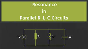 Lcr Filter Design Resonance In Parallel Rlc Circuit Explained