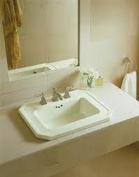 kohler kathryn sink kohler k 2325 8 96 biscuit kathryn 17 drop in bathroom sink with