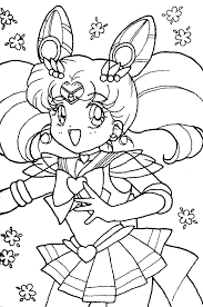 Small Picture Printable sailor moon coloring pages for kids ColoringStar