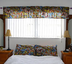 Marvel Comic Bedroom Marvel Themed Bedroom