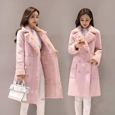 women dress for women new style korean style chamois furry rong wai tao women mid
