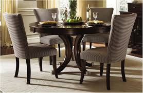 magnificent unique round dark wood table dining room tables beautiful dining terrifying inspirations dark wood round