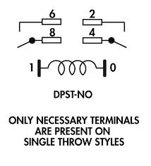 double pole single throw rocker switch wiring diagram wiring 12 volt toggle switch wiring diagram relay image