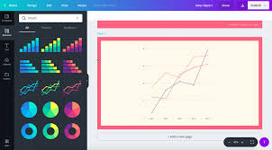 Click Chart Diagram Edit Chart Values Canva Help Center