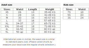 Boxing Head Guard Size Chart Muay Thai Gloves Size Chart Images Gloves And Descriptions