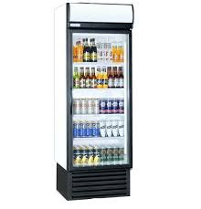Stand Up Display Freezer Staycold HD100 Upright Display Cooler 49