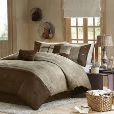 brown duvet covers queen