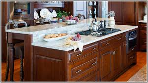 Kitchen Islands With Cooktop Designs Rapflava
