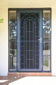 security screen doors. Decorative Grill Security Doors Screen