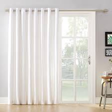 room darkening grommet curtain panel