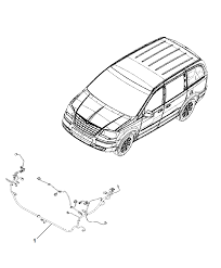 2004 Chrysler Town And Country Fuse Diagram