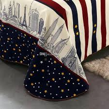 american bedding high quality city star bedding set full queen king bed size bed native american