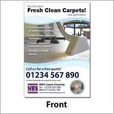 Carpet Cleaning Brochures Free Carpet Nrtradiant