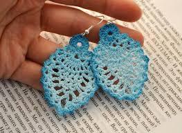 Free Crochet Earring Patterns