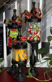 diy apothecary jars fall decorating