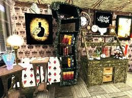 post alice in wonderland kitchen set furniture bathroom design decor tea ideas