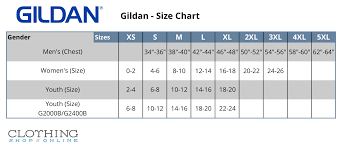 Gildan Youth Size Chart Gildan Toddler Size Chart Best Picture Of Chart Anyimage Org