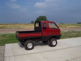 kei class mini truck rigged out for hunting site dealer offers ese mini trucks custom 4x4 off road mini hunting trucks ese imported mini trucks