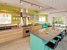 Painting Kitchen Tile Backsplash Adorable Popular Kitchen Paint Colors Pictures Ideas From HGTV HGTV