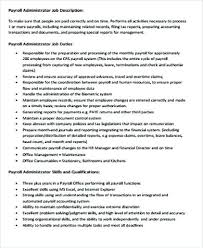 Hr Assistant Duties Payroll Assistant Job Description Hr Assistant Job Description