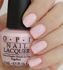 Opi Light Pink Nail Colors Opi I Love Applause Essentialbeautyswatches Beautybay