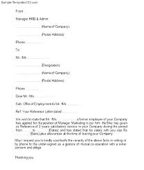 How To Request Employment Verification Letter From Employer Sample Employment Verification Letter Template Co Employer