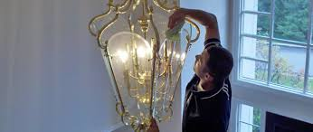 Light Fixture Cleaning, Sterling Heights, Macomb County