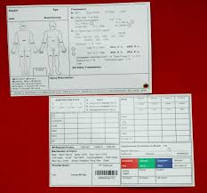 Casualty notification officer/casualty assistance officer training. Tactical Combat Casualty Care Documentation Card 10 Case 1 Case P N Hhtc3v1 Nsn 6515 01 575 2772 The Armyproperty Store