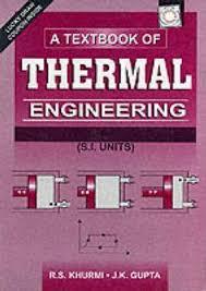 Textbook of Thermal Engineering: Mechanical Technology : J.K. Gupta ...
