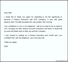 Thank You Letter For Promotion Cvfreeletters Brandforesight Co