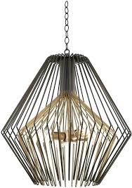 gold cage pendant light gold cage pendant light metro i contemporary bronze gold lighting pendant loading