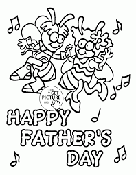 best father s day coloring page for kids fathers day card coloring pages printables free