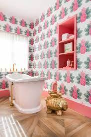 Best Bathroom Wallpaper Ideas - 22 ...