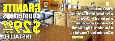 granite countertops square foot granite s installed cost per square foot quartz cost per square