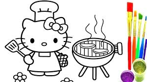 Hello Kitty Colring Sheets Baby Hello Kitty Coloring Pages Talegadayspa Com