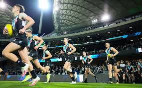 Port adelaide v geelong cats. Port Adelaide To Host Geelong In Thursday Night Qualifying Final