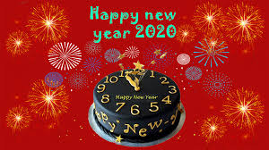 New Year 2020 Hd Wallpaper Hintergrund 1920x1080 Id