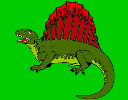 Resultado de imagen de espinosaurio dibujo niños