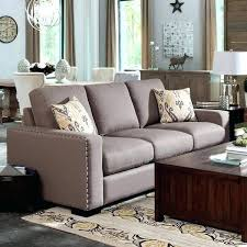 D Taupe Couch Sofa Leather