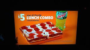 little caesars pizza 5 hot n ready lunch bo mercial bo mambo