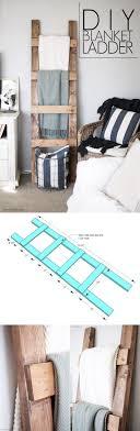 Diy Blanket Ladder Best 25 Diy Blanket Ladder Ideas On Pinterest Blanket Rack