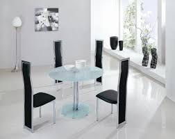 Round Smoked Glass Dining Table Marble Dining Room Table Shop Dining Room Furniture Best Black