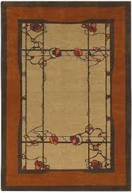 craftsman style rugs modern minimalist area in awesome within 1