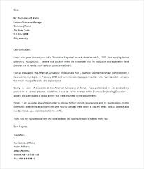 Business Cover Letter Template Word Easy Cover Letter Template