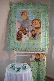 Hooked On Needles Jungle Animal Baby Quilt Quick And Easy Gift ... & Granny Pats Baby Boutique Services The Pattern Is Called %e2%80%9cjungle  Babies ... Adamdwight.com