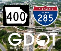 Gdot Org Chart Gdot Updates On The Widening Of I 285 And Sr 400