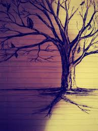 tree drawing tumblr. Contemporary Drawing Tree Drawing  Tumblr Intended Tree Drawing G