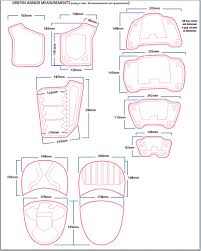 Leather Armor Patterns Gorgeous 48 Images Of Leather Armor Helmet Template Crazybikernet